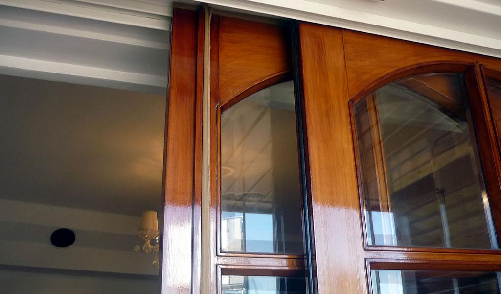 Buerletes para ventanas